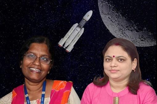 इसरो के इतिहास में पहली बार मिशन की प्रमुख दो महिलाएं हैं.
