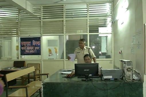 इंदौर में पक़डा गया आतंकवादी