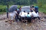 देहरा का बड़ा गांव काटेगा 6 महीने काले पानी की सज़ा