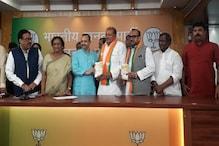 अनुच्छेद 370 पर कांग्रेस के रवैये से नाराज नवाब पहुंचे BJP