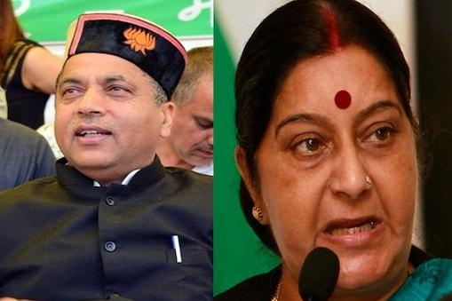 सुषमा स्वराज के निधन पर हिमाचल भाजपा के नेताओं ने शोक जताया है.