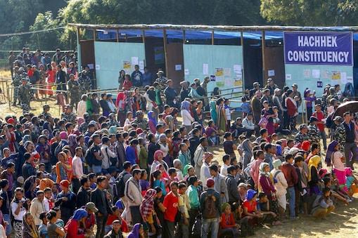 त्रिपुरा के शरणार्थी कैम्प में रह रहे 40 हजार हिन्दू शरणार्थियों को सिर्फ वोट देने का अधिकार है.  (फाइल फोटो)