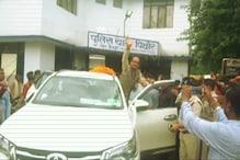 झूठे मुकदमे के विरोध में शिवराज सिंह चौहान ने दी गिरफ्तारी