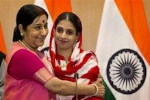 निधन की खबर सुन रो रही गीता, मां की तरह ख्याल रखती थीं सुषमा
