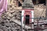 चंबा: तीन मंजिला बिल्डिंग भरभराकर गिरी, बाल-बाल बचे दो बच्चे