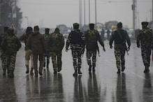 खतरनाक स्थितियों में रहकर 'नया कश्मीर' बना रहे ये CRPF जवान