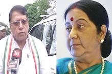 सुषमा स्वराज का जाना MP के लिए बड़ा नुकसान: पीसी शर्मा
