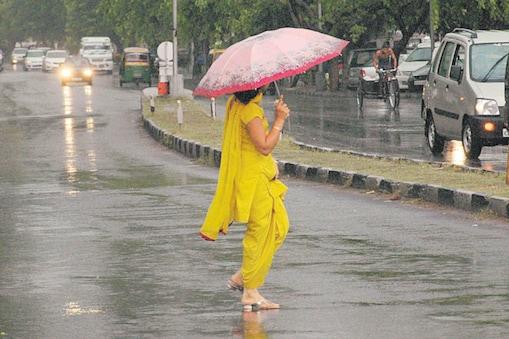 बंगाल की खाड़ी में बने सिस्टम के कारण छत्तीसगढ़ के कई इलाकों में बारिश हो सकती है. (Demo pic)