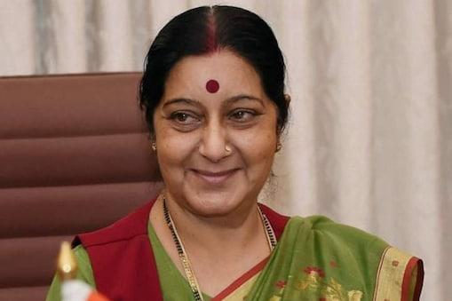 पूर्व विदेश मंत्री और बीजेपी की वरिष्ठ नेता सुषमा स्वराज. फाइल फोटो.