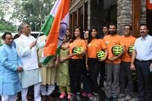 बेयर ग्रिल्स के साथ दुनिया की सबसे मुश्किल एडवेंचर रेस में भाग लेने चलीं Uttarakhand की ताशी-नुंग्शी