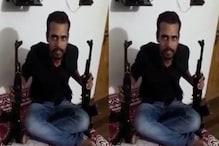 अब वायरल हुआ AK-47 लिए अनंत सिंह के पड़ोसी का वीडियो