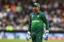 पाकिस्तान के कप्तान सरफराज अहमद ने पेट किया कम, फोटो हुई वायरल