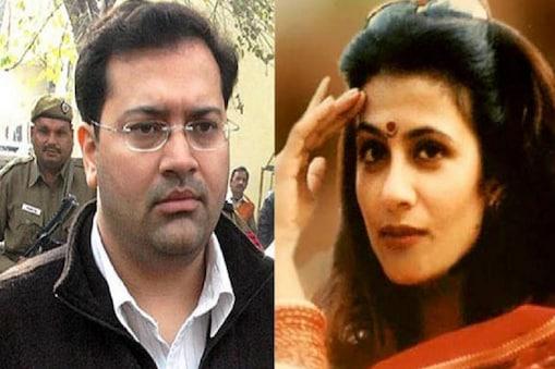 जेसिका लाल हत्याकांड का आरोपी मनु शर्मा की पत्नी ने मानवाधिकारों के घोर उल्लंघन का आरोप लगाते हुए पति की रिहाई की मांग की है (FILE PHOTO)