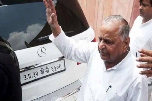 प्रदेश सरकार की संपत्ति विभाग मुलायम सिंह यादव की मिली मर्सिडीज एसयूवी को बदलने का फैसला किया है.