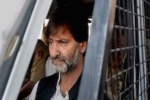 कश्मीर में आतंक फैलाने के लिए लश्कर से करोड़ों लेते थे यासीन मलिक-अंद्राबी