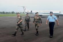 चीन बॉर्डर पर आर्मी और वायुसेना करेगी सबसे बड़ा युद्ध अभ्यास