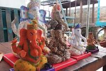खास वस्तुओं से बनी हैं बप्पा की ये मूर्तियां, मटेरियल जानकर रह जाएंगे हैरान