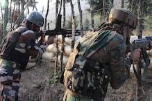 जम्मू कश्मीर के बारामूला से जैश आतंकी पकड़ा गया, हथियार बरामद