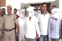 वाहन चोर गिरोह का पर्दाफाश, चोरी की 35 बाइकों के साथ 4 गिरफ्तार