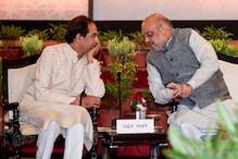 महाराष्ट्र में ढाई साल के लिए सीएम पद पर अड़ी शिवसेना, कहा- लिखकर दे बीजेपी