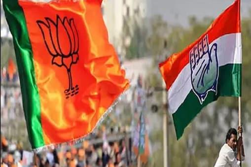 कांग्रेस की मंडावा की जीत और खींवसर की कम अंतर से हार का निकाय चुनाव में मनोवैज्ञानिक असर पड़ेगा. फोटो : न्यूज 18 राजस्थान ।