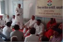 स्थानीय निकाय चुनाव: बाड़मेर विधायक और सभापति की लड़ाई खुलकर सड़क पर आई