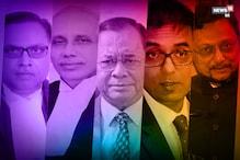 जानें कौन हैं वो 5 जज, जिन्होंने सबसे बड़े मुकदमे का ऐतिहासिक फैसला सुनाया