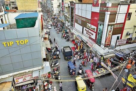 पूर्वी दिल्ली का पहला ट्रैफिक फ्री मार्केट बनेगा कृष्णा नगर बाजार, 5 दिन का ट्रायल शुरू