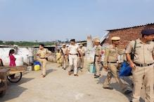 आंतकी हमले पर रेड अलर्ट: नूरपुर में 300 जवानों और कमांडो ने चलाया सर्च ऑपरेशन