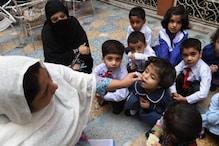 पोलियो पर काबू नहीं कर पा रहा पाकिस्तान, मामले बढ़कर 72 हुए