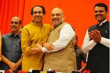 महाराष्ट्र में अकेले बहुमत ले आई BJP तो क्या होगा गठबंधन का गणित?