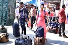 दिवाली खत्म, यात्रियों की भीड़; HRTC ने चंडीगढ़-बद्दी के लिए चलाई स्पेशल बसें