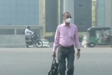 गाजियाबाद की हवा हुई जहरीली, वायु प्रदूषण का लेवल पहुंचा 400