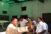 मैनपुरी में BJP जिला अध्यक्ष पर ताबड़तोड़ फायरिंग, कार के नीचे छुपकर बचाई जान