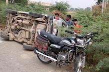 फिरोजाबाद: दीपावली के मौके पर चार परिवारों की खुशियां मातम में बदली