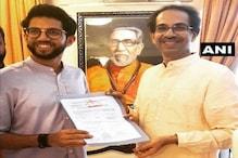 महाराष्ट्र चुनाव: 3 अक्टूबर को वर्ली सीट से पर्चा दाखिल करेंगे आदित्य ठाकरे