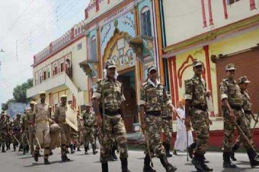 अयोध्या केस पर फैसला आने से पहले सुरक्षा एजेंसियां अलर्ट पर हैं.