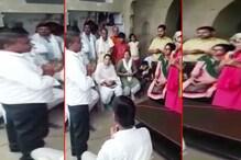 बबीता से बोले ग्रामीण, BJP का विरोध करने के बाद आज उसी पार्टी में शामिल हो गईं