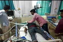 थाना से 300 मीटर की दूरी पर सरेआम कारोबारी की हत्या, 2 लाख रुपए भी लूटे