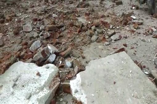 उदयपुर में अस्पताल की छत के ढहने से मजदूर की हुई मौत