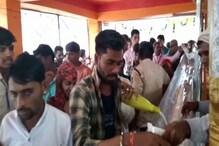 बाराखम्बा मंदिर में पशुपतिनाथ पर चढ़ता है इतना दूध कि बन जाता है तालाब