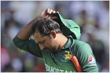 प्रेस कॉन्फ्रेंस में शर्म से झुका पाकिस्तान के कप्तान सरफराज अहमद का सिर!