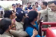 ऋषिकेश में दिखा मित्र पुलिस का डरावना चेहरा महिलाओं को गालियां, किशोर को पीटा