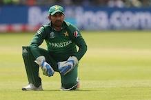 सरफराज अहमद से कप्तानी छीनने पर पाकिस्तान में बवाल, कराची में प्रदर्शन