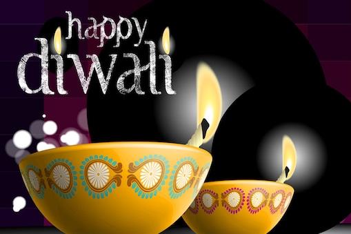 दीयों सी जगमगाए आपकी दिवाली, दोस्तों, रिश्तेदारों को भेजें ये Diwali मैसेज, Photo