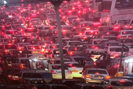 दिल्ली-NCR में ट्रैफिक का बुरा हाल, भूलकर भी न करें पुरानी दिल्ली का रुख
