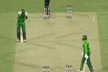 पाकिस्तान के नए कप्तान ने अपने साथी की इस हरकत पर खोया आपा