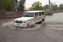 बाड़मेर में बारिश और ओलावृष्टि ने बरपाया कहर, स्कूलों में अवकाश घोषित