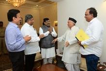 महाराष्ट्र में आज नहीं बनी सरकार तो गवर्नर के पास हैं ये रास्ते