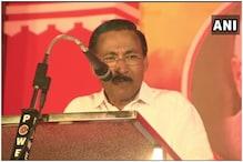 वामपंथी नेता ने कहा- माओवादियों की मदद कर रहे मुस्लिम आतंकी